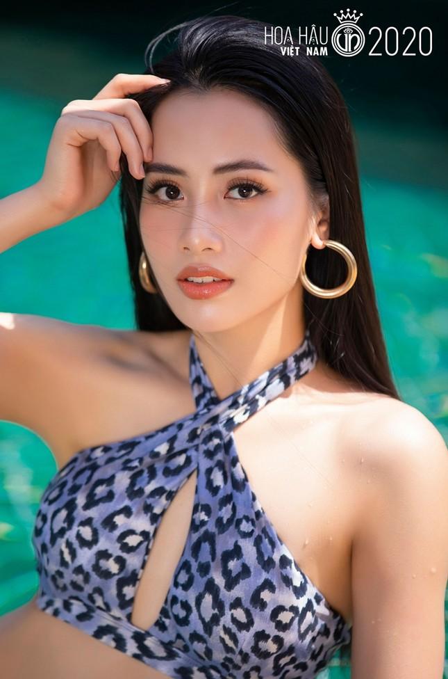 Dàn thí sinh miền Bắc của Top 35 Hoa Hậu Việt Nam 2020 khoe nhan sắc đẹp không tì vết ảnh 7