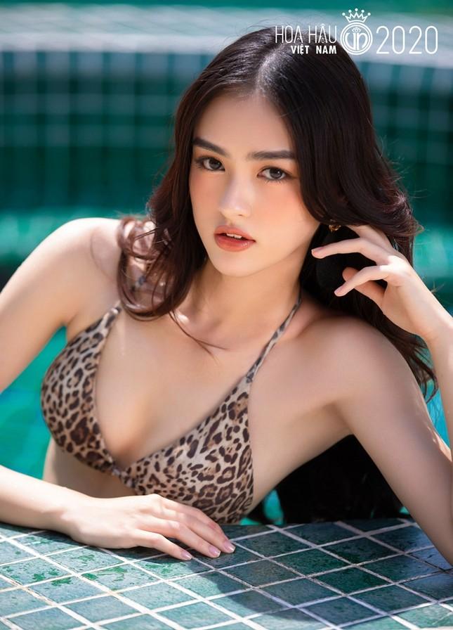 Dàn thí sinh miền Bắc của Top 35 Hoa Hậu Việt Nam 2020 khoe nhan sắc đẹp không tì vết ảnh 1