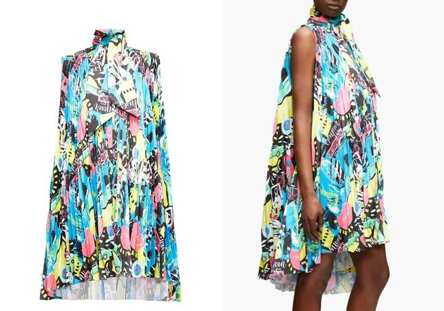 Stylist của aespa gây choáng với màn cắt xẻ chiếc váy 82 triệu thành crop-top cho Winter ảnh 1