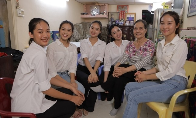 Hoa Hậu Việt Nam 2020: 5 người đẹp trải nghiệm võ thuật tại CLB Aikido đặc biệt ảnh 1