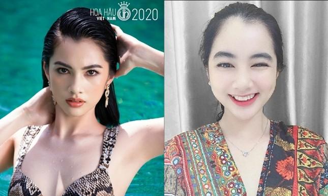Trước thềm Chung kết Hoa Hậu Việt Nam: Ngắm mặt mộc của các thí sinh, liệu có như kỳ vọng? ảnh 4