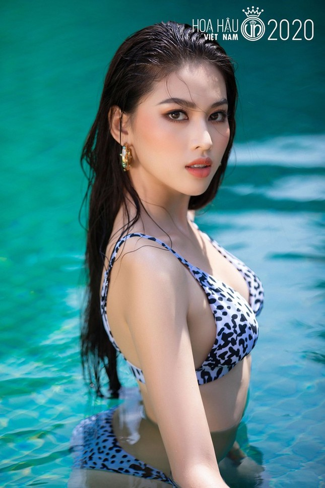 Nguyễn Lê Ngọc Thảo: Cô gái lần đầu đi thi sắc đẹp đã giành luôn ngôi vị Á hậu 2 ảnh 1