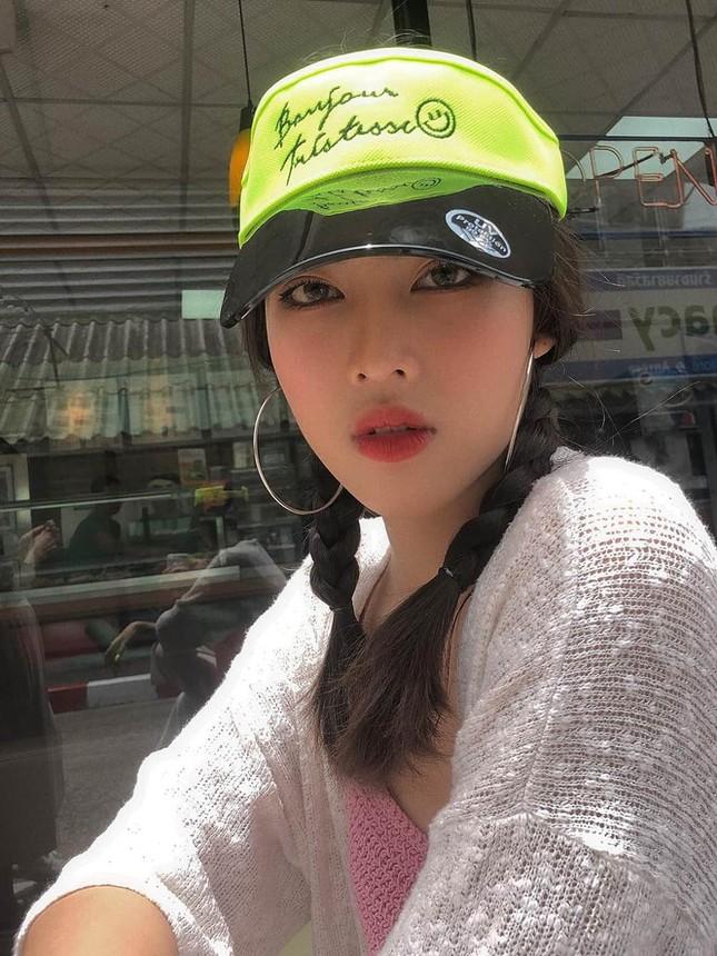 Nguyễn Lê Ngọc Thảo: Cô gái lần đầu đi thi sắc đẹp đã giành luôn ngôi vị Á hậu 2 ảnh 2