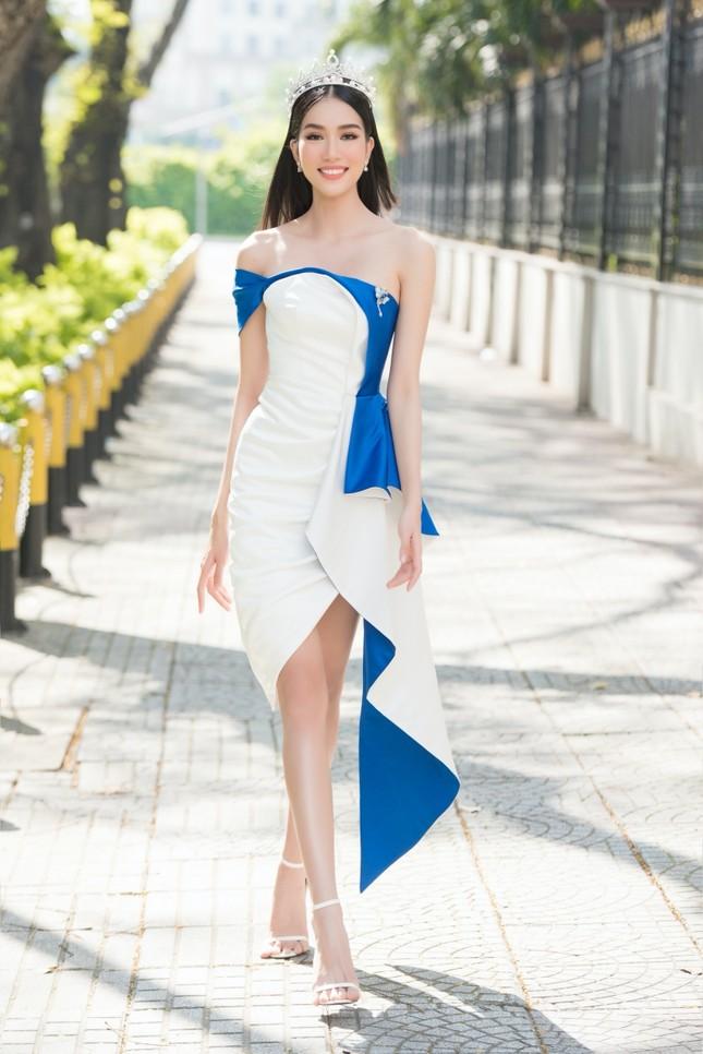 Hoa Hậu Việt Nam 2020: Á hậu Phương Anh gây chú ý trên đấu trường nhan sắc quốc tế ảnh 8