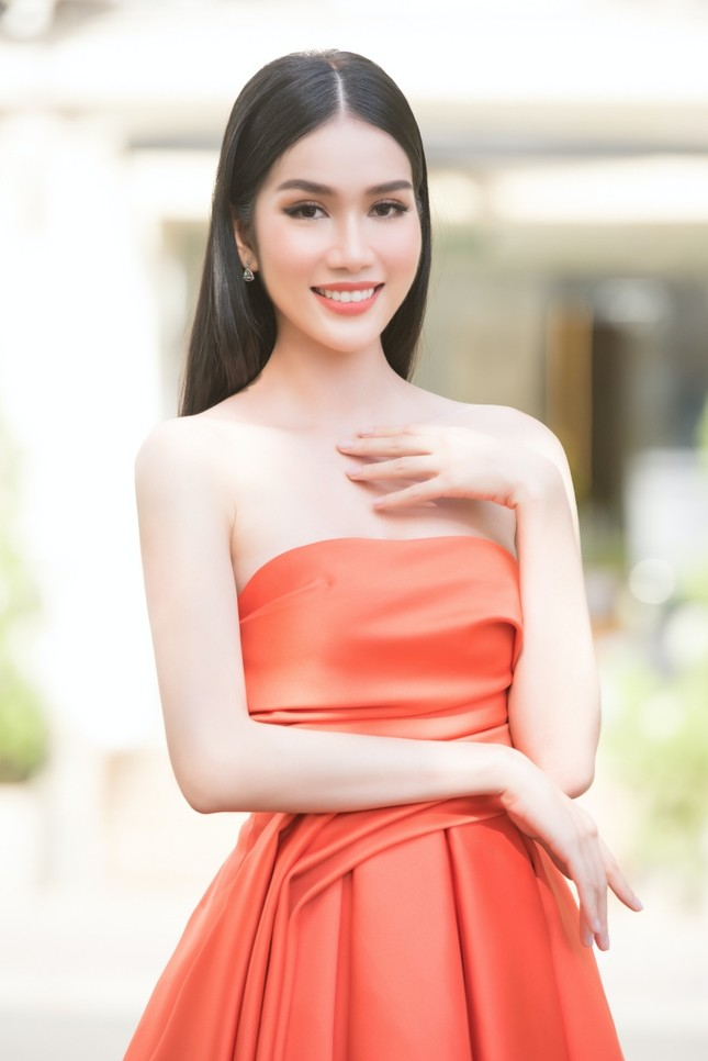Hoa Hậu Việt Nam 2020: Á hậu Phương Anh gây chú ý trên đấu trường nhan sắc quốc tế ảnh 6