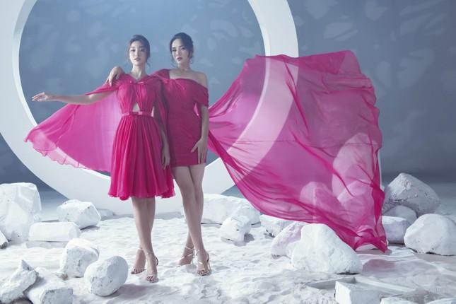 Ngắm 6 Hoa hậu cùng quy tụ trong một khung hình thời trang, khoe sắc vóc đẳng cấp ảnh 2
