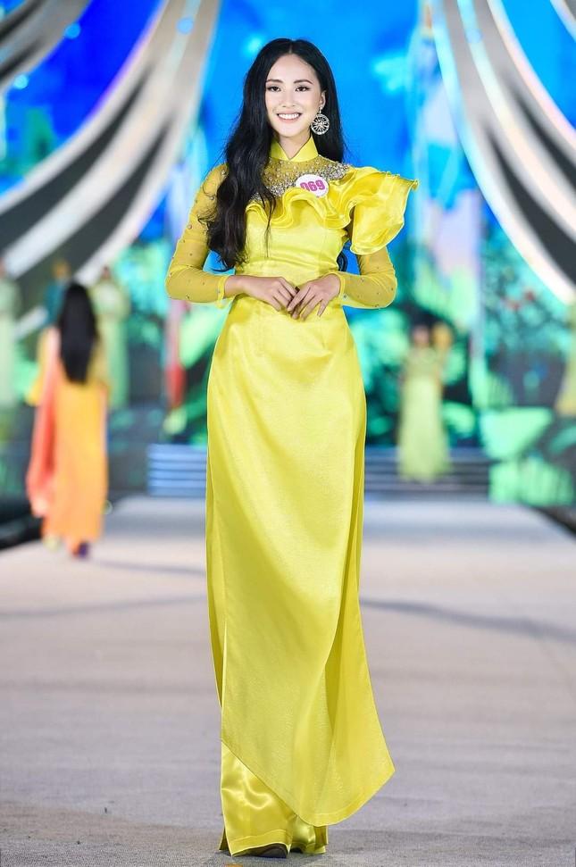 Người đẹp Thể thao Hoa Hậu Việt Nam 2020: Cô gái giảm cân ngoạn mục để đi thi hoa hậu ảnh 4
