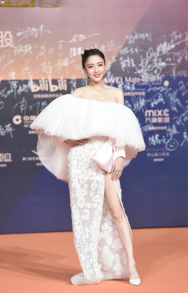 Thảm đỏ Kim Kê: Quan Hiểu Đồng xinh như công chúa, Lý Hiện nổi bật trong dàn nam thần ảnh 9