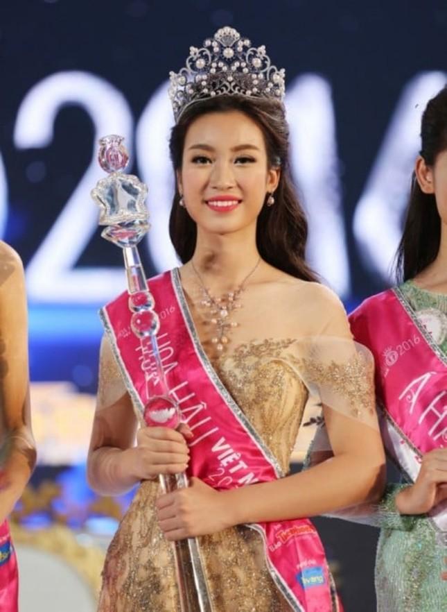 Ngắm nhan sắc sau khi đăng quang của Đỗ Thị Hà và Hoa Hậu Việt Nam qua các thời kỳ ảnh 3