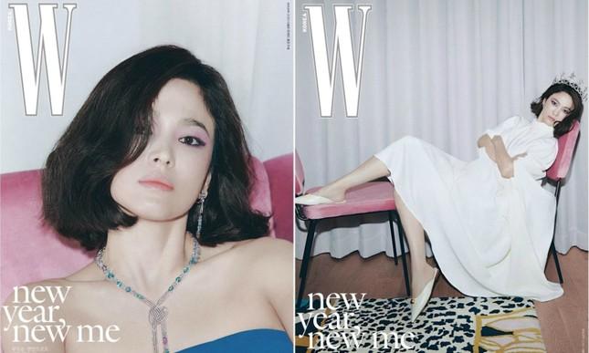 Đại minh tinh châu Á Song Hye Kyo lộ dấu hiệu lão hóa, netizen khuyên cô đừng làm điều này ảnh 5