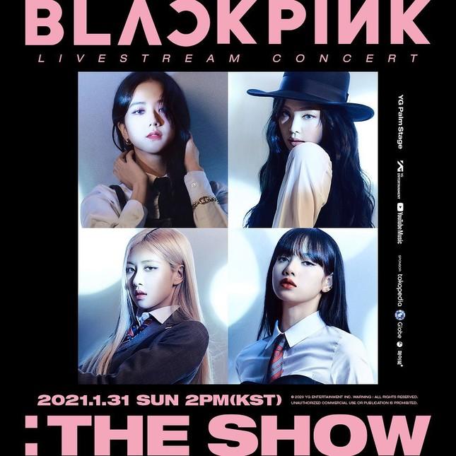 BLACKPINK tung poster thông báo dời lịch concert, nhưng tóc mái của Lisa mới gây chú ý ảnh 2