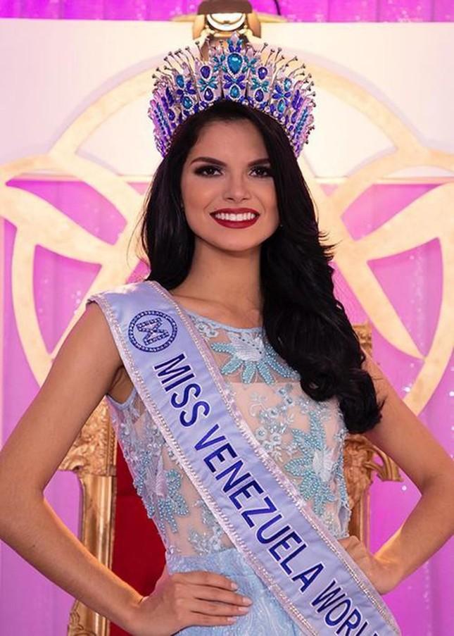 So sánh nhan sắc Hoa hậu Đỗ Thị Hà với các đối thủ sẽ tham gia Miss World 2021 ảnh 5