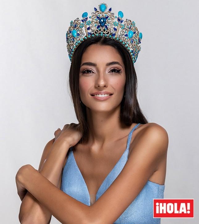 So sánh nhan sắc Hoa hậu Đỗ Thị Hà với các đối thủ sẽ tham gia Miss World 2021 ảnh 9