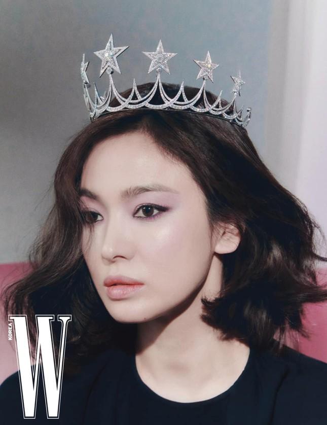Song Hye Kyo tiết lộ lý do vì sao không có tác phẩm điện ảnh nào trong năm vừa qua ảnh 2