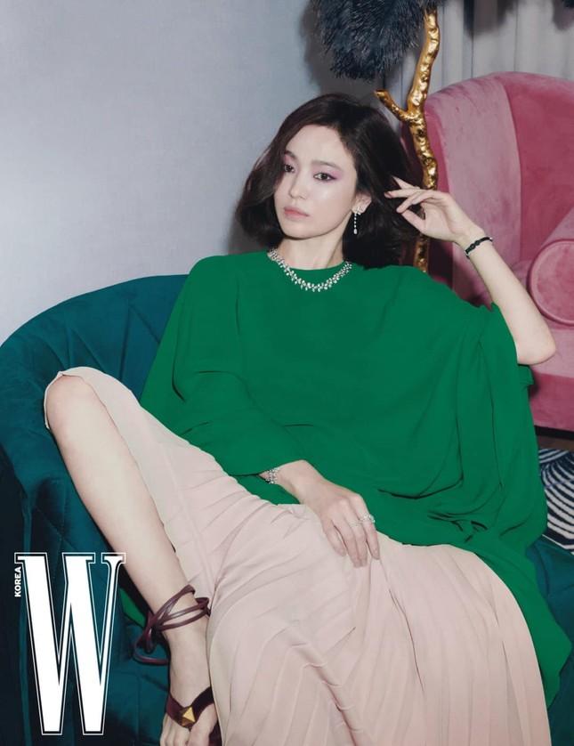 Song Hye Kyo tiết lộ lý do vì sao không có tác phẩm điện ảnh nào trong năm vừa qua ảnh 4