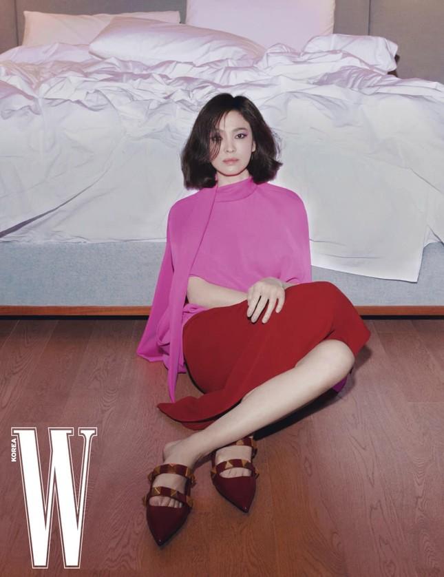 Song Hye Kyo tiết lộ lý do vì sao không có tác phẩm điện ảnh nào trong năm vừa qua ảnh 5