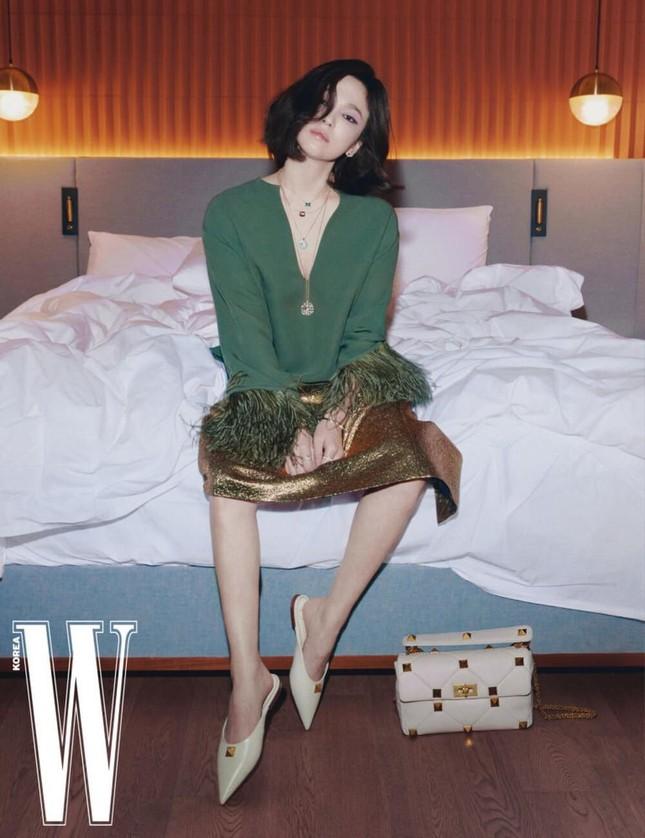 Song Hye Kyo tiết lộ lý do vì sao không có tác phẩm điện ảnh nào trong năm vừa qua ảnh 7