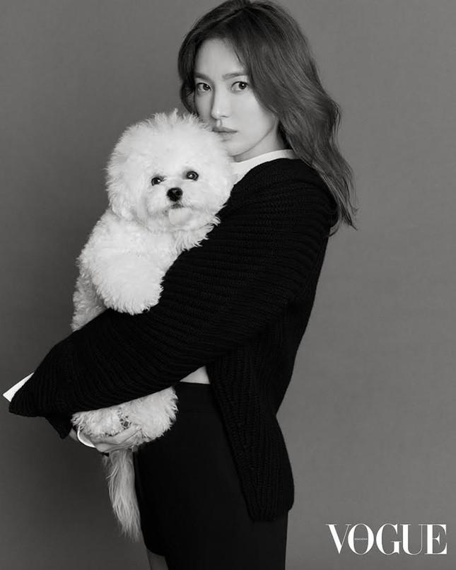 """Pha đụng hàng đẳng cấp của """"chị đại"""" Song Hye Kyo với các cô gái BLACKPINK ảnh 7"""