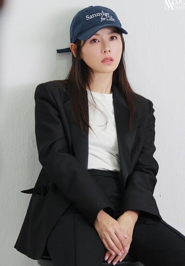 """Học ngay """"chị đẹp"""" Son Ye Jin cách dùng phụ kiện cho tóc xinh đẹp ấn tượng trong mùa Đông ảnh 10"""