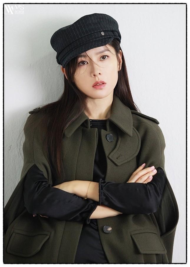 """Học ngay """"chị đẹp"""" Son Ye Jin cách dùng phụ kiện cho tóc xinh đẹp ấn tượng trong mùa Đông ảnh 7"""