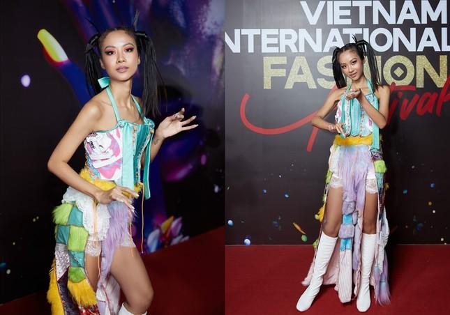 """Dàn rapper Việt đổ bộ show thời trang, """"lão đại"""" Wowy, """"chị đại"""" Suboi lên đồ cực ngầu ảnh 2"""