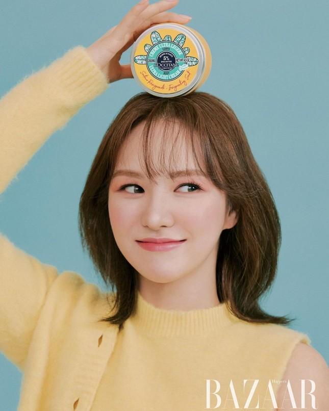 Wendy (Red Velvet) trở lại cực xinh với bộ ảnh mới, được netizen Hàn ví như tiên tử ảnh 3