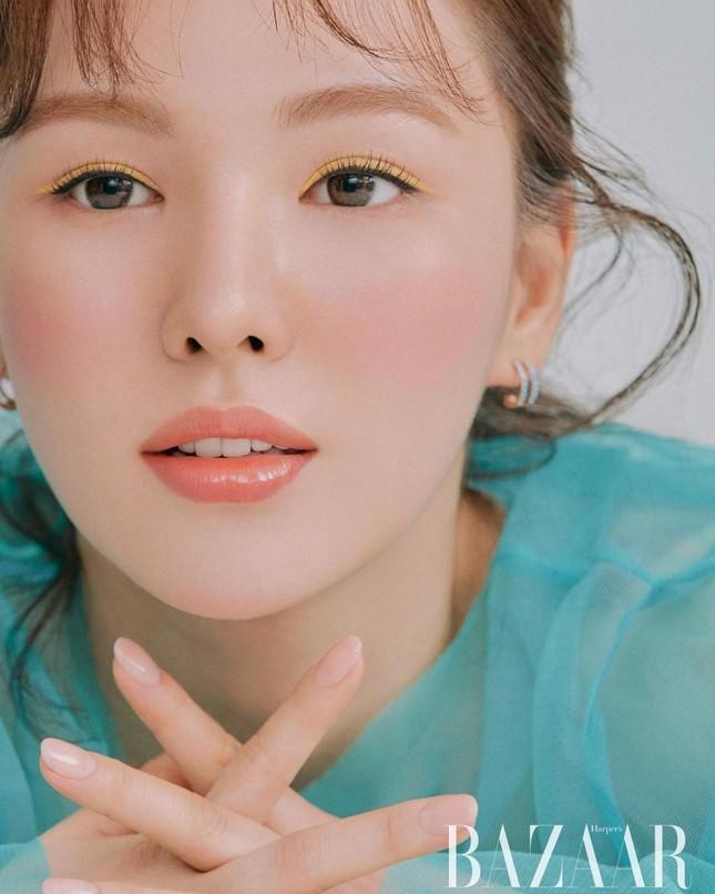 Wendy (Red Velvet) trở lại cực xinh với bộ ảnh mới, được netizen Hàn ví như tiên tử ảnh 5