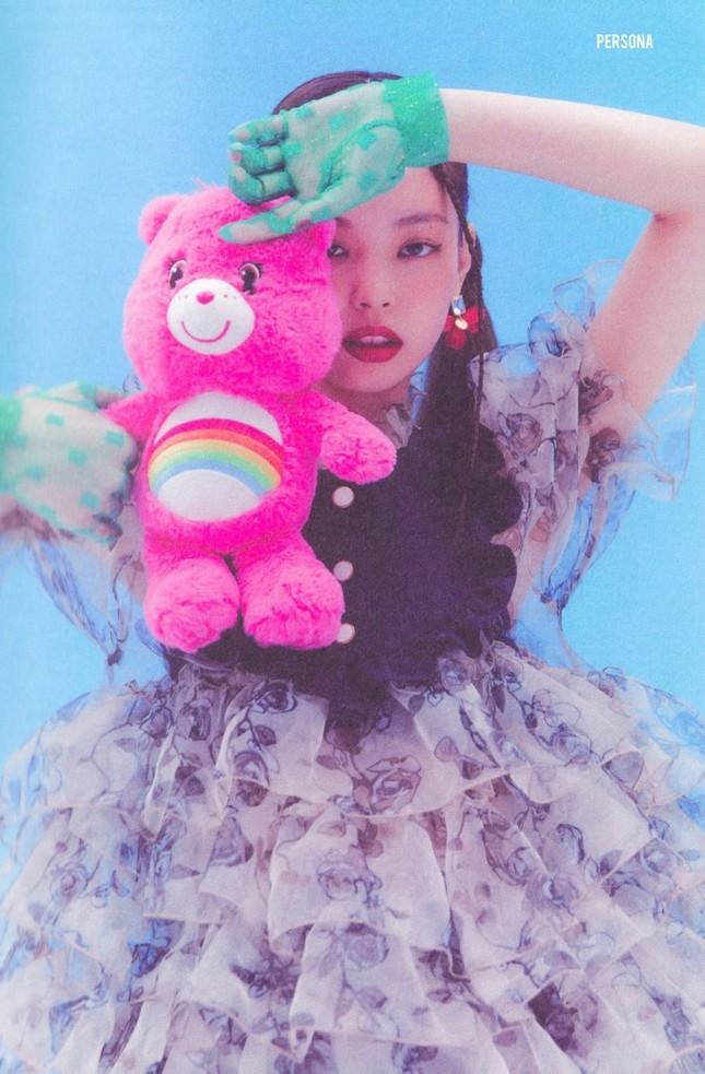 """Seunghee OH MY GIRL biến bộ váy từng được Jennie BLACKPINK mặc thành """"thảm họa thời trang"""" ảnh 3"""