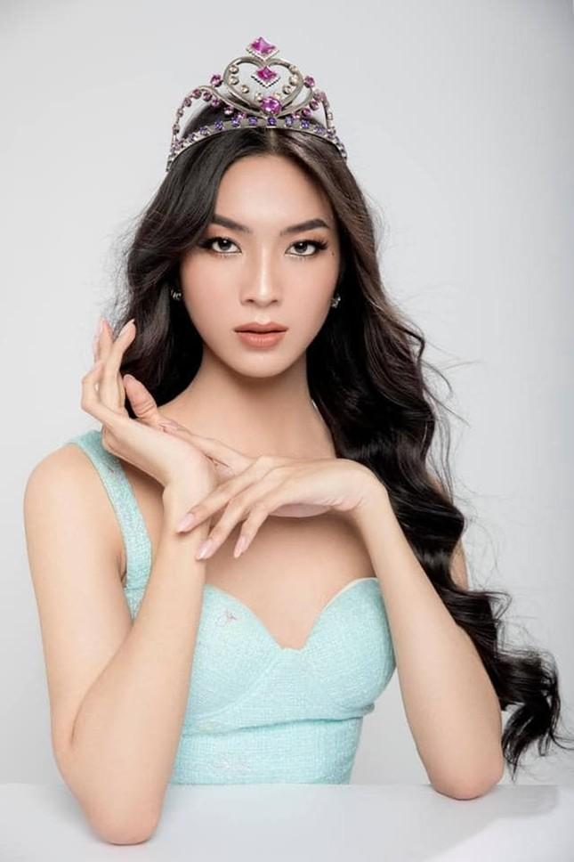 Team Minh Tú có loạt ảnh đội vương miện đẹp xuất sắc, gây tiếc nuối nhất là thí sinh có chiều cao khủng ảnh 4