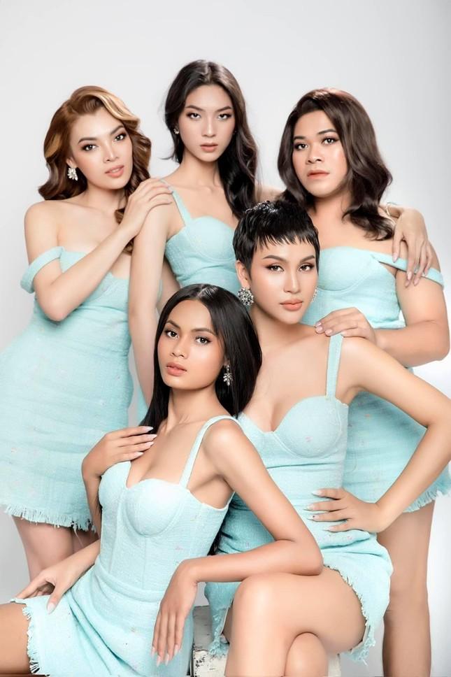 Team Minh Tú có loạt ảnh đội vương miện đẹp xuất sắc, gây tiếc nuối nhất là thí sinh có chiều cao khủng ảnh 6