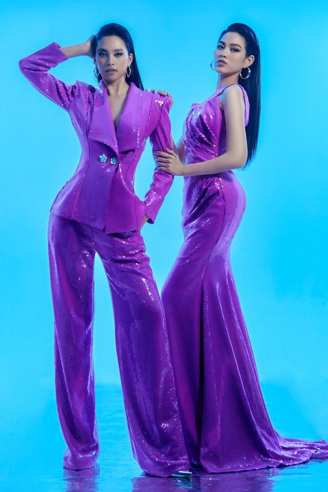 Hoa hậu Tiểu Vy - Đỗ Hà lần đầu đọ sắc trong một khung hình thời trang, thần thái cực đỉnh ảnh 5