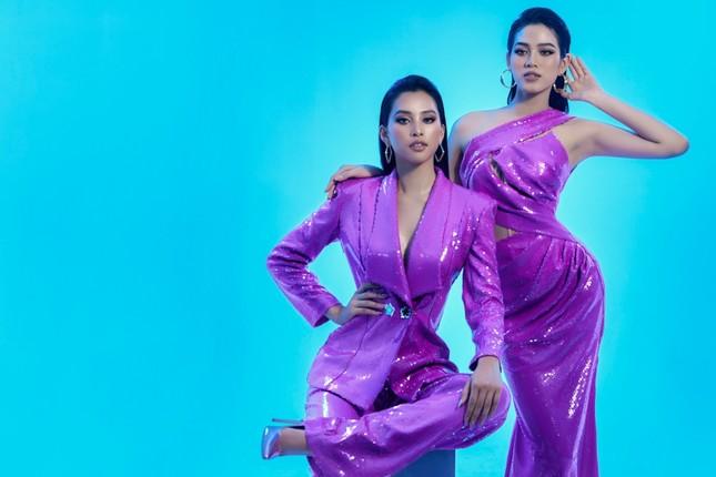 Hoa hậu Tiểu Vy - Đỗ Hà lần đầu đọ sắc trong một khung hình thời trang, thần thái cực đỉnh ảnh 4
