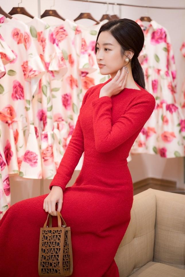 Trân Đài cùng 2 Á hậu lần đầu dự sự kiện sau đăng quang, khoe sắc cùng Hoa hậu Đỗ Mỹ Linh ảnh 5