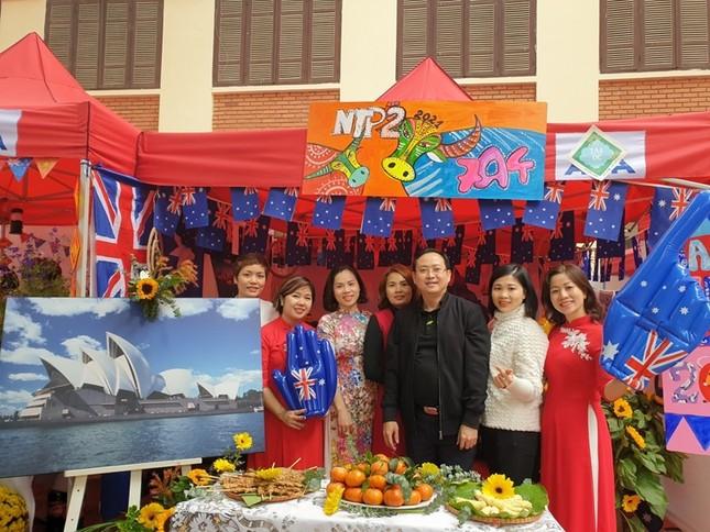 Teen THCS Nguyễn Tri Phương trải nghiệm vô vàn điều thú vị tại Lễ hội Vũ Khúc Xanh đón Tết ảnh 2