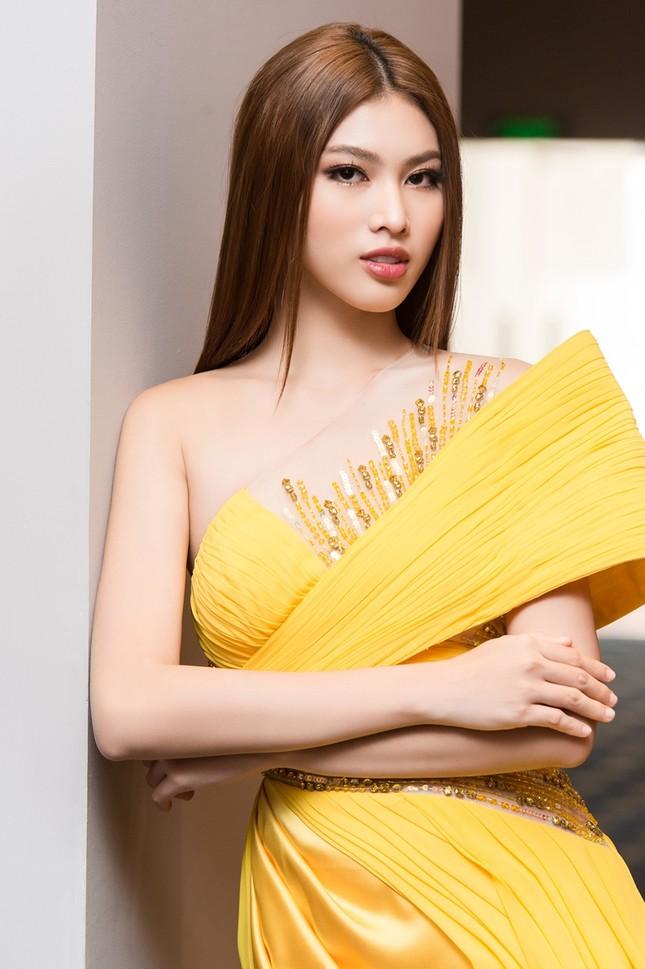 Á hậu Ngọc Thảo khoe trình catwalk đỉnh, sẵn sàng chinh chiến tại Miss Grand International ảnh 2
