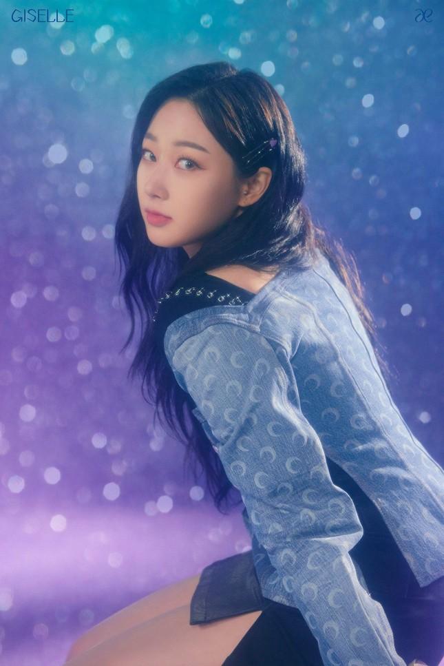 """aespa tung ảnh nhá hàng single album """"Forever"""", netizen chê stylist hết lời vì nhóm trông quá tẻ nhạt ảnh 8"""