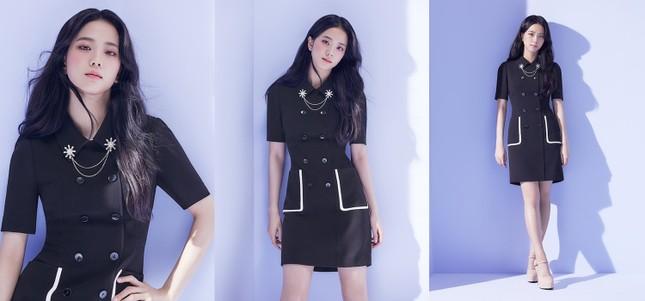 Jisoo (BLACKPINK) thay thế Seohyun (SNSD), trở thành nàng thơ mới của thương hiệu này ảnh 2