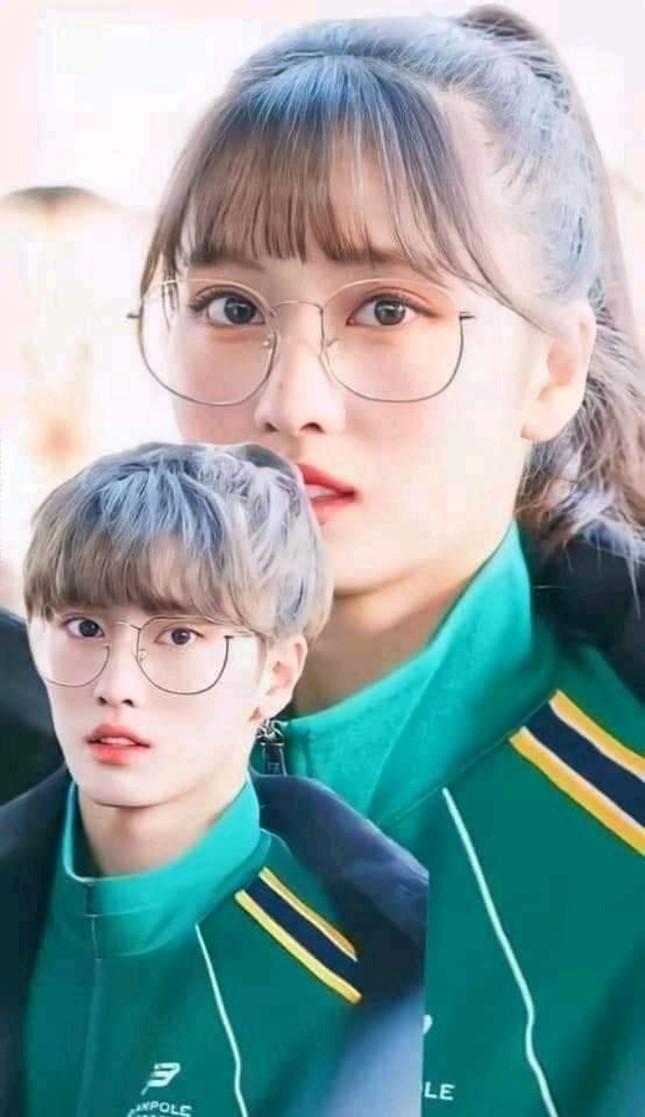 """Ngắm loạt ảnh TWICE hóa """"mỹ nam"""", netizen đồng loạt công nhận dù là nam hay nữ đều """"mlem"""" ảnh 3"""