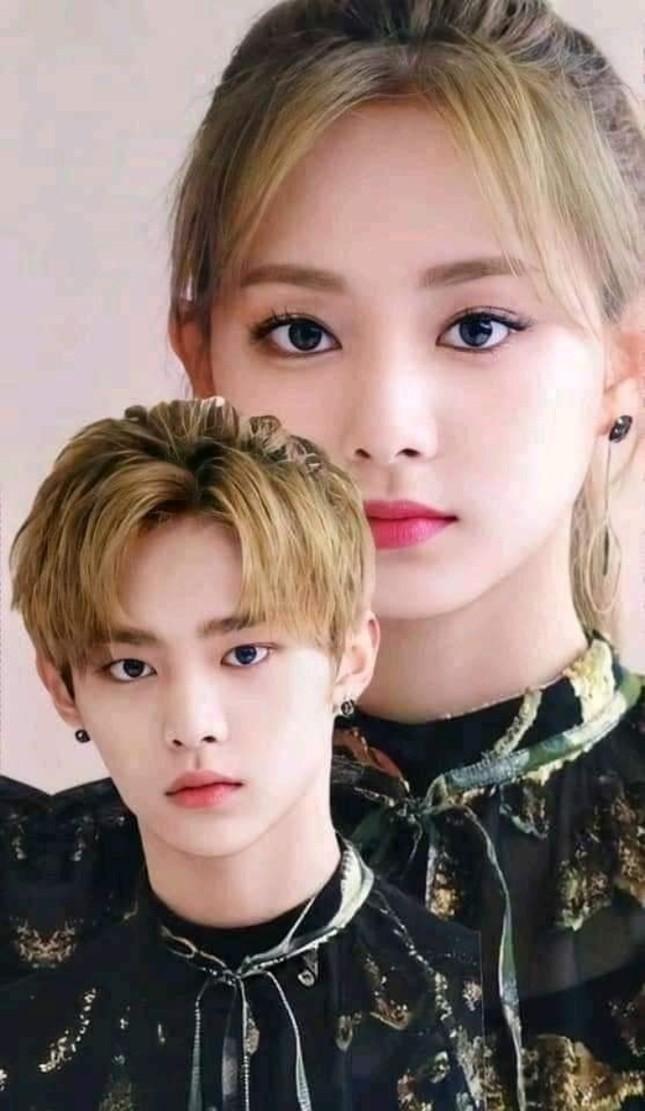 """Ngắm loạt ảnh TWICE hóa """"mỹ nam"""", netizen đồng loạt công nhận dù là nam hay nữ đều """"mlem"""" ảnh 9"""