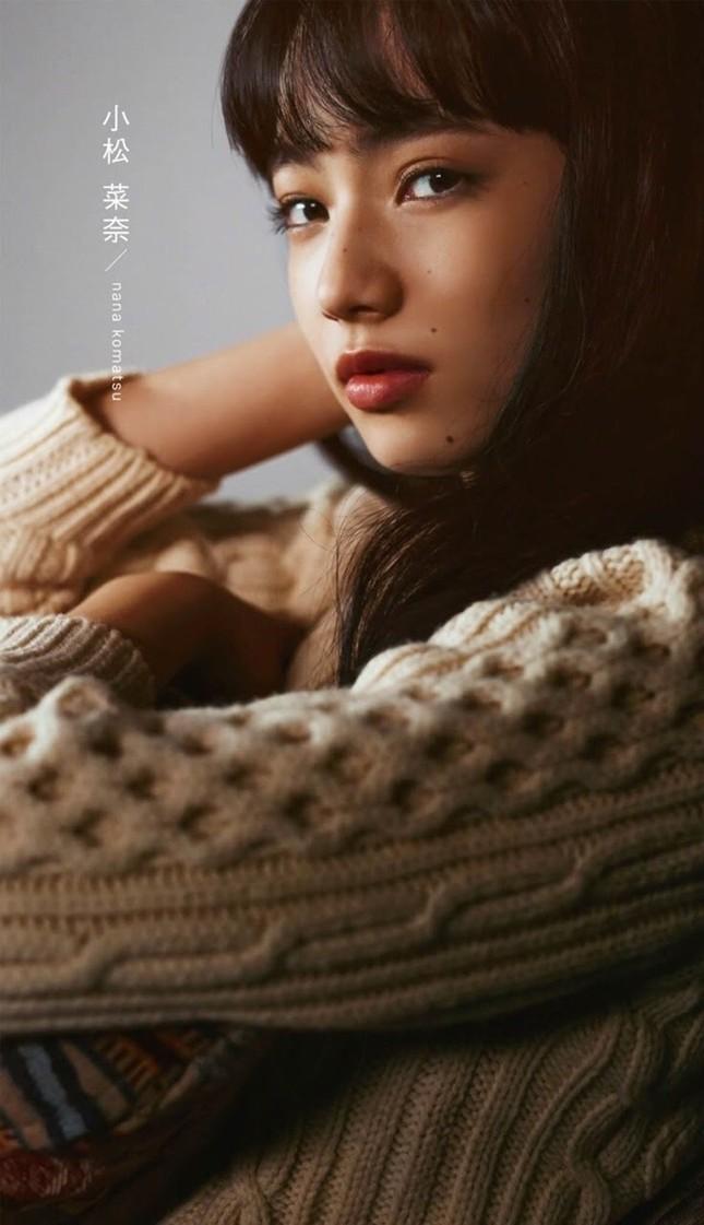 Nữ diễn viên Nhật mang vẻ đẹp tổng hợp của Lisa (BLACKPINK) và Suzy gây bão mạng xã hội ảnh 4