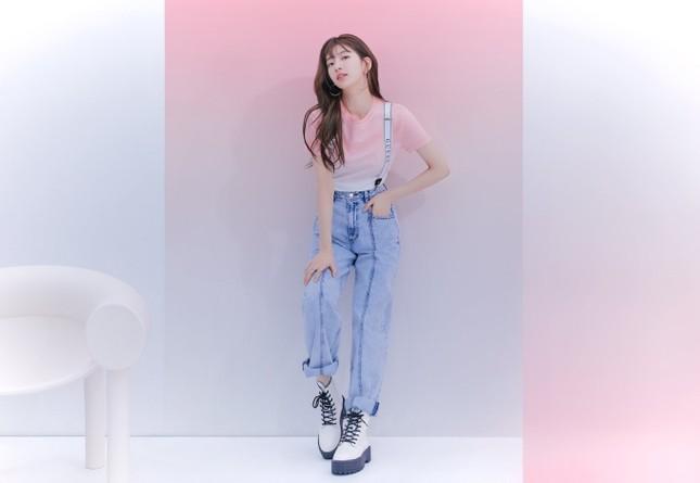 """Các """"nữ thần"""" cùng tung bộ ảnh thời trang, Suzy liệu có thần thái hơn Jisoo (BLACKPINK) và Song Hye Kyo? ảnh 8"""