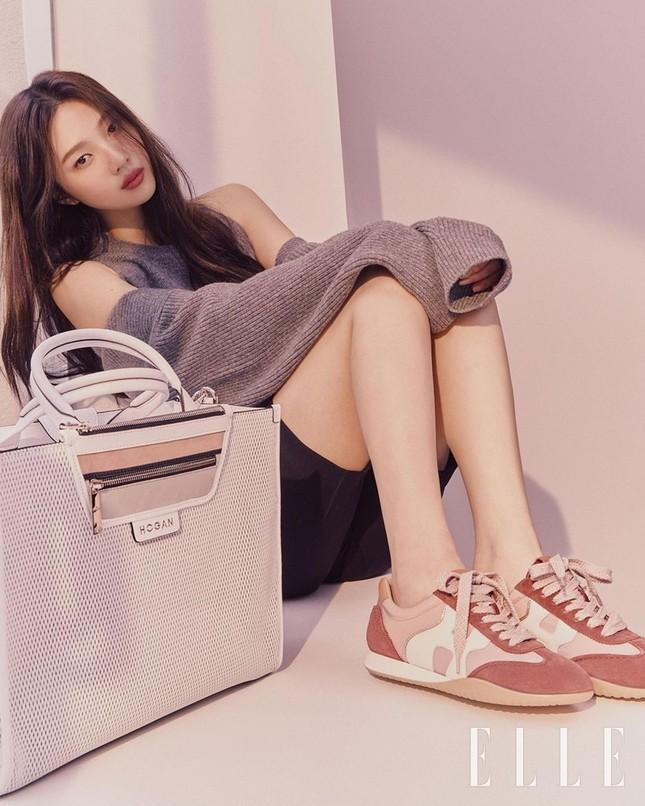 Joy (Red Velvet) khiến người hâm mộ ngây ngất với bộ ảnh cực đỉnh trên ELLE Hàn ảnh 8
