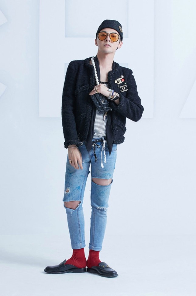 """G-Dragon - Jennie vừa lộ tin hẹn hò, fan đã nhanh tay làm """"thầy bói"""": Tử vi bảo hợp nhưng Horoscope lại bảo không ảnh 2"""
