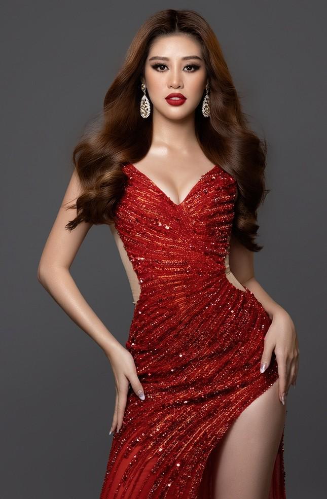 """Hoa hậu Khánh Vân sẵn sàng cho Miss Universe 2020, tung bộ ảnh mừng tuổi 26 chuẩn """"nữ thần sắc đẹp"""" ảnh 2"""