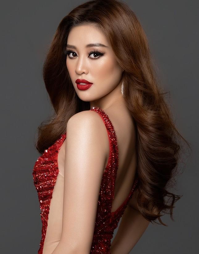 """Hoa hậu Khánh Vân sẵn sàng cho Miss Universe 2020, tung bộ ảnh mừng tuổi 26 chuẩn """"nữ thần sắc đẹp"""" ảnh 3"""