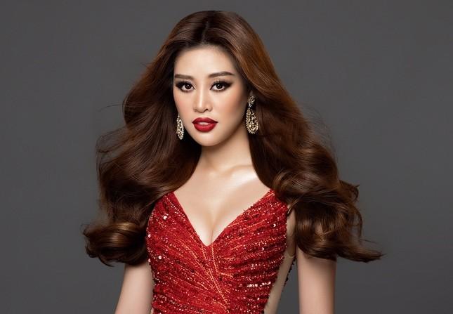 """Hoa hậu Khánh Vân sẵn sàng cho Miss Universe 2020, tung bộ ảnh mừng tuổi 26 chuẩn """"nữ thần sắc đẹp"""" ảnh 1"""