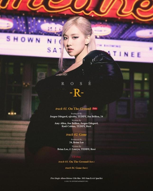 """Netizen Hàn tranh cãi về """"On The Ground"""", cho rằng Rosé đã """"không trung thực""""? ảnh 3"""