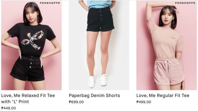 Tung loạt ảnh quảng cáo cho nhãn hàng thời trang, Lisa truyền đi thông điệp cực ý nghĩa ảnh 6