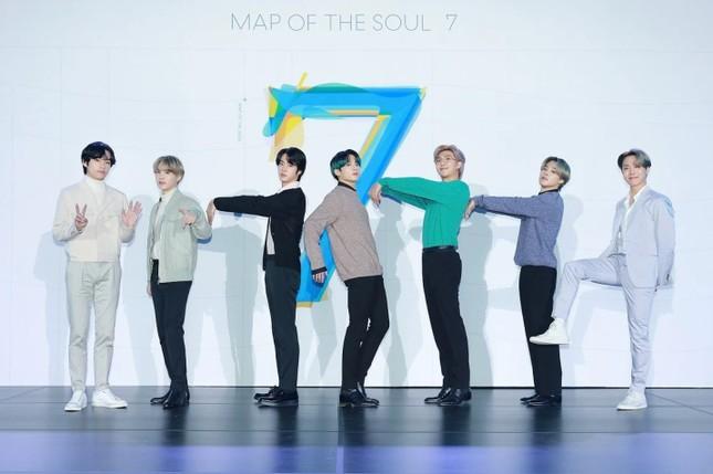 8 kỷ lục của âm nhạc thế giới bị BTS xô đổ, đỉnh nhất là kỷ lục đã tồn tại tới 36 năm ảnh 8