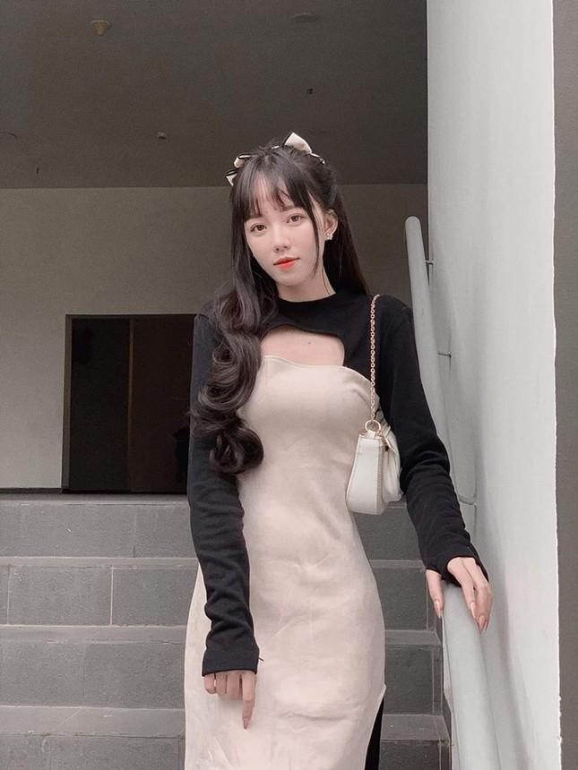 Ngắm gu thời trang của TikToker Mèo Sao Hỏa, bánh bèo mà xinh như hotgirl Hàn ảnh 6